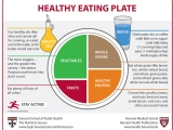 The Healthy Eating Plate From Harvard