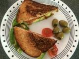 Feast On A Tomo-cadoSandwich!